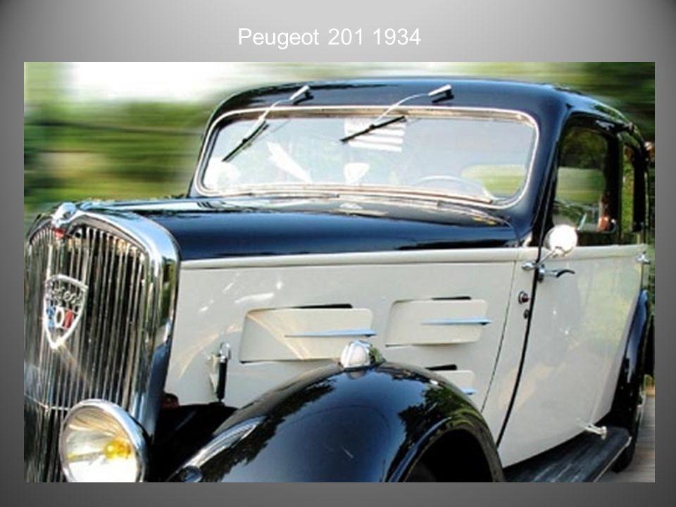 Peugeot 301c-1932