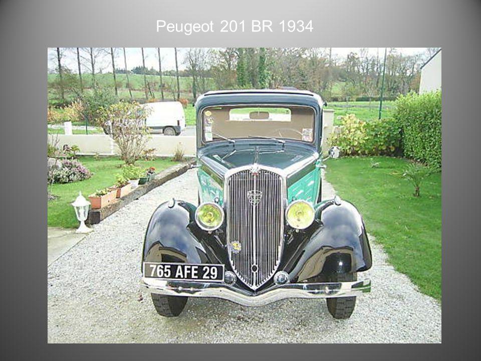 Peugeot 201 1934