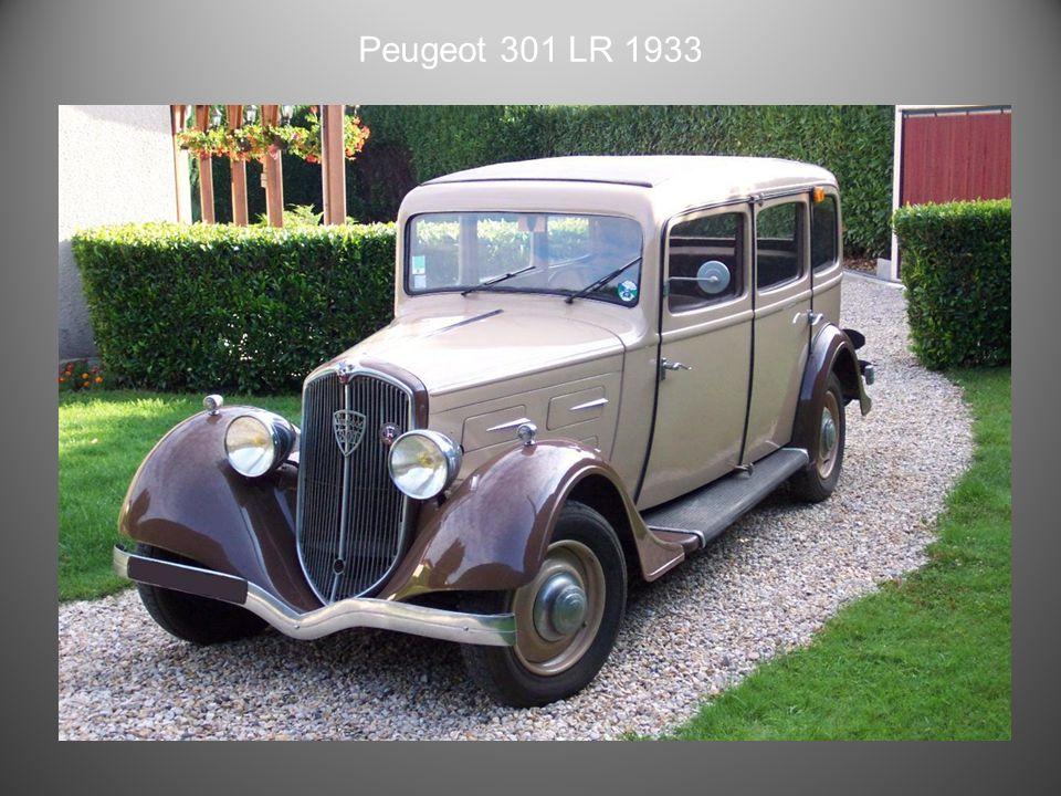Peugeot SK 1930