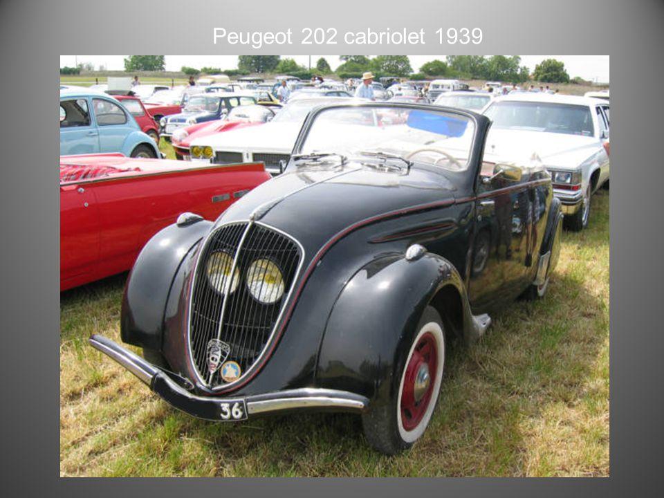 Peugeot 301 LR 1933