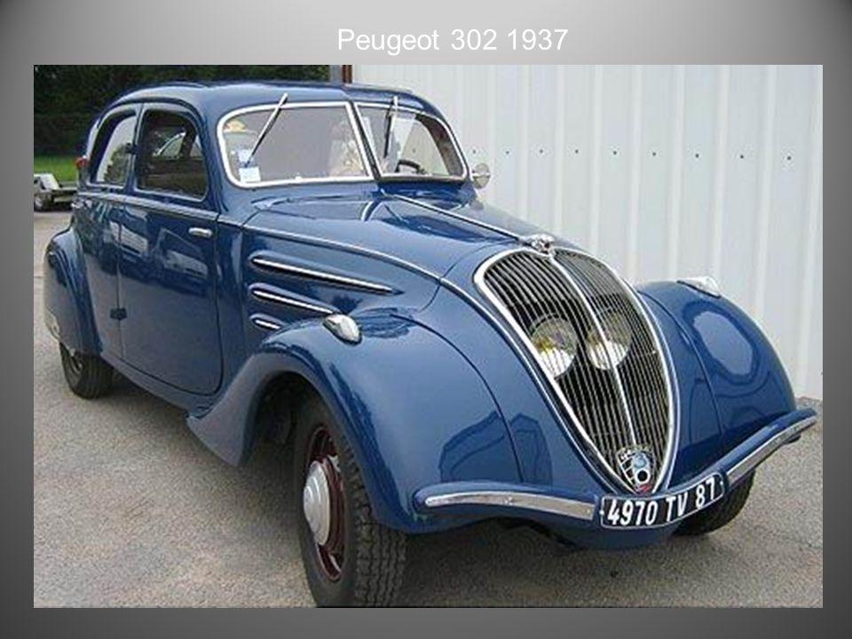Peugeot 401 1935