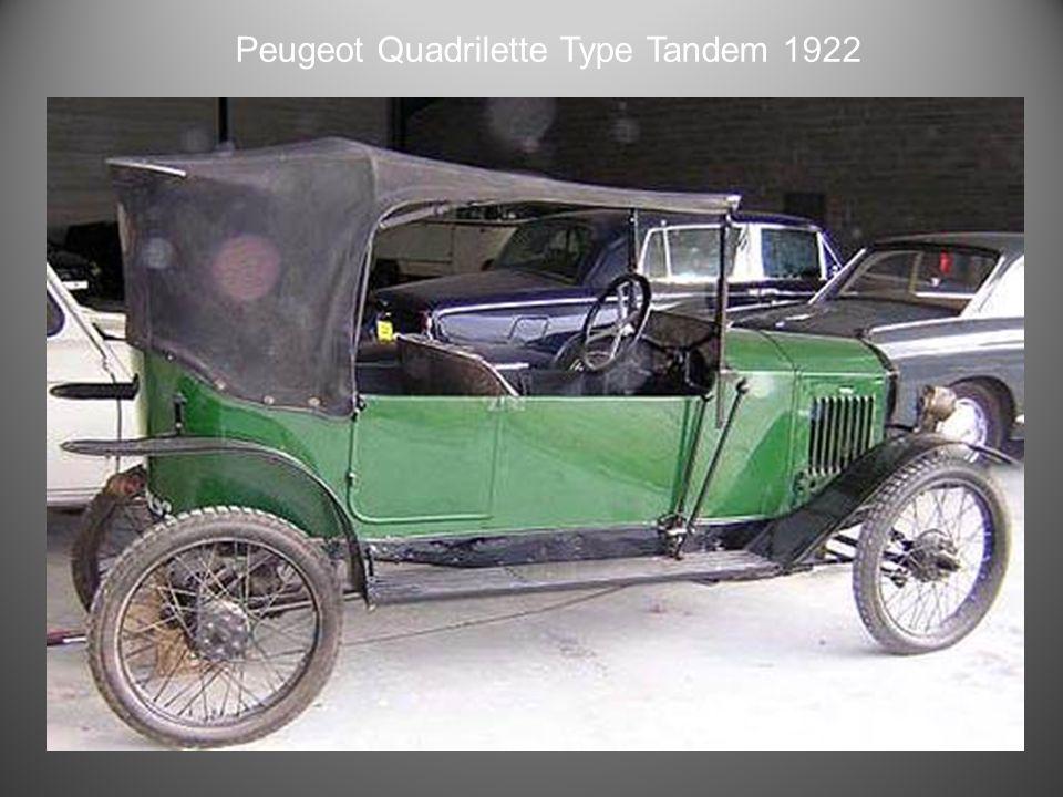 Peugeot 153 B_ 1921