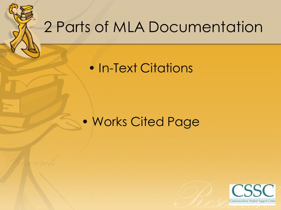 Works Cited Page Format The Works Cited page follows the last page of your paper and is numbered sequentially.