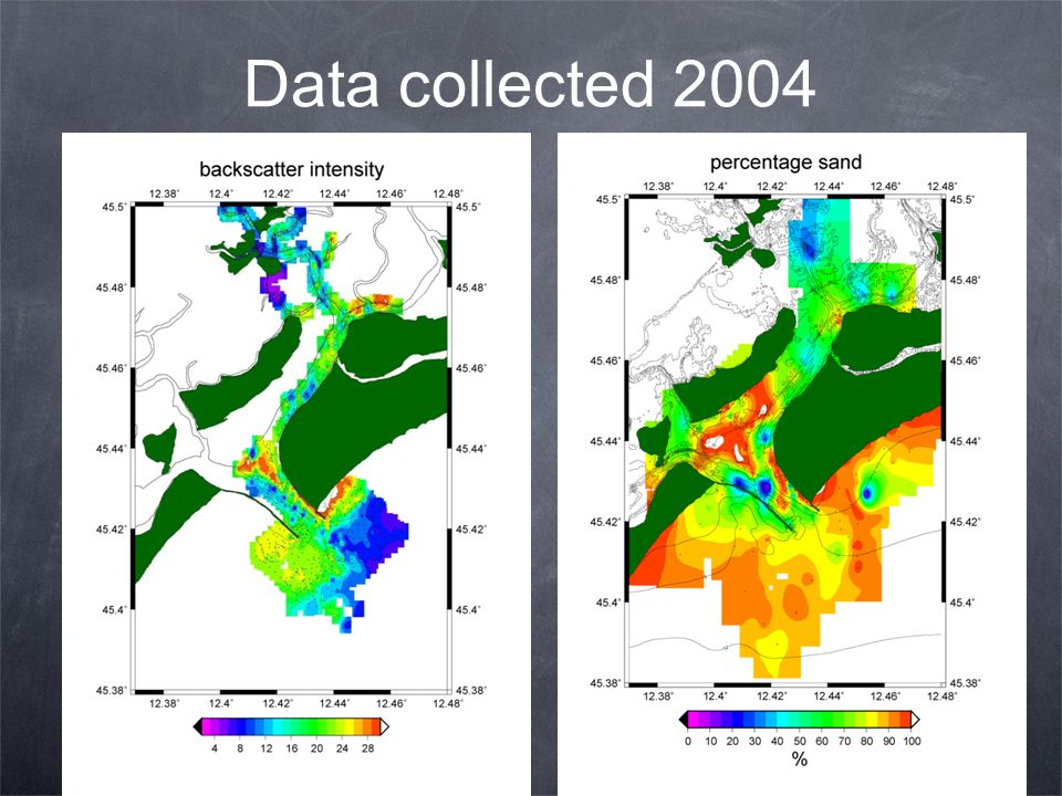 Data collected 2004