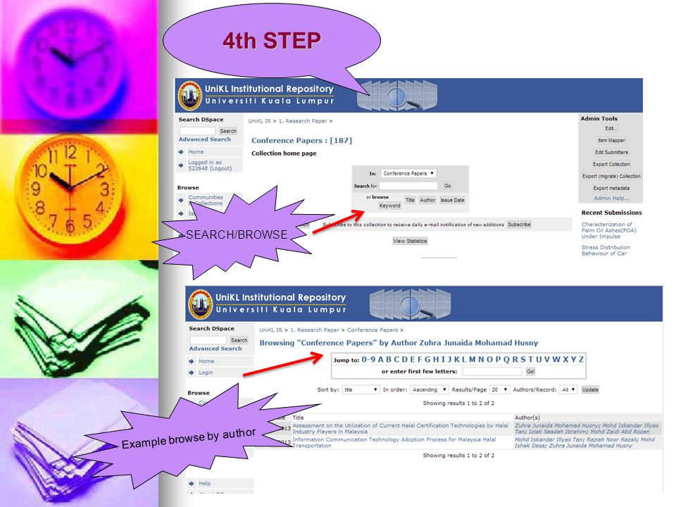 5th STEP CLICK HERE