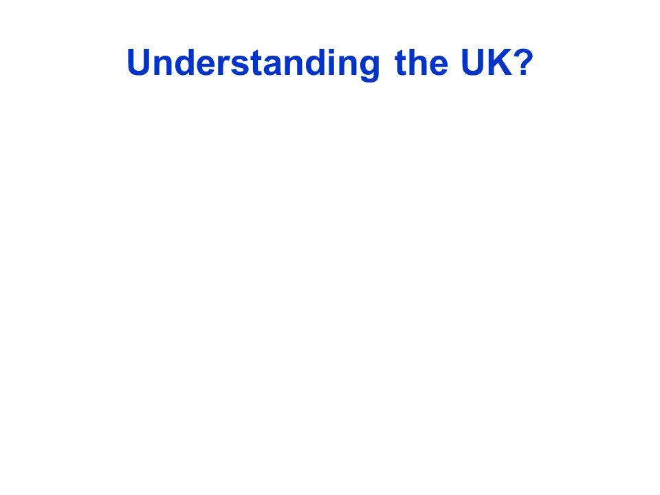 Understanding the UK