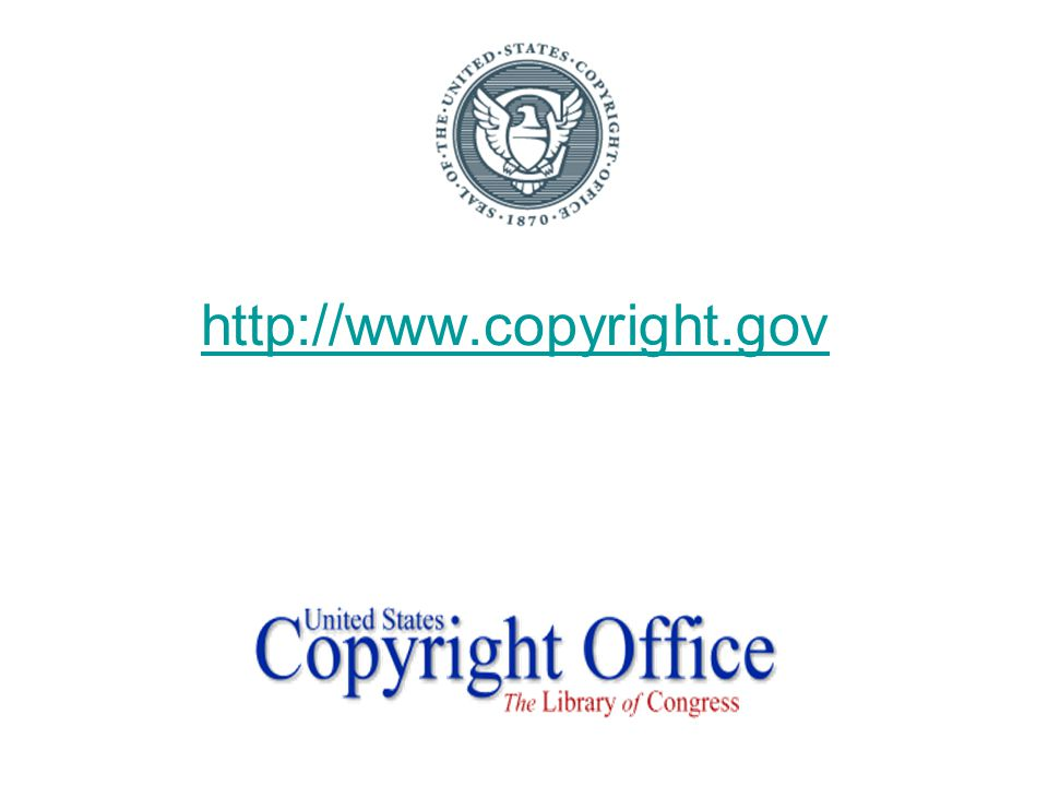 http://www.copyright.gov