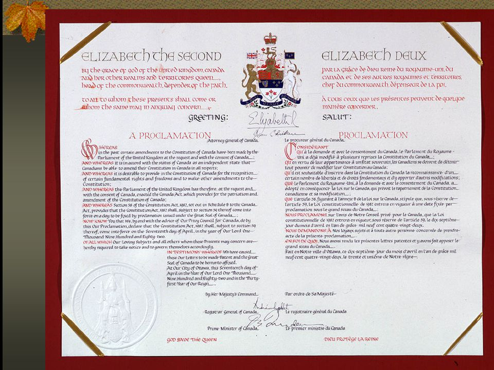 The Judicial Branch The Judicial branch of government consists of the Supreme Court and the federal judges of Canada.