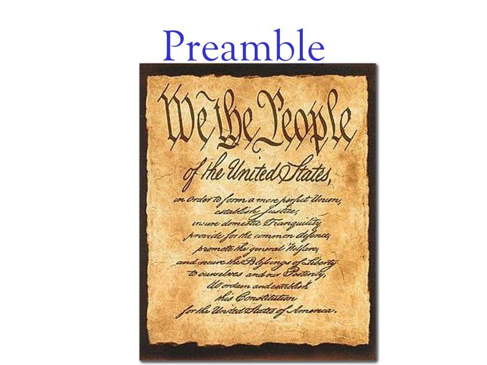 Preamble