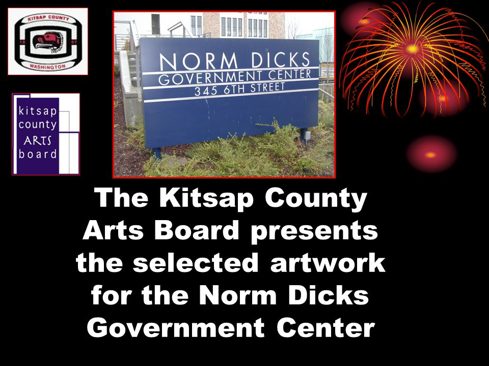 The Kitsap County Arts Board presents the selected artwork for the Norm Dicks Government Center