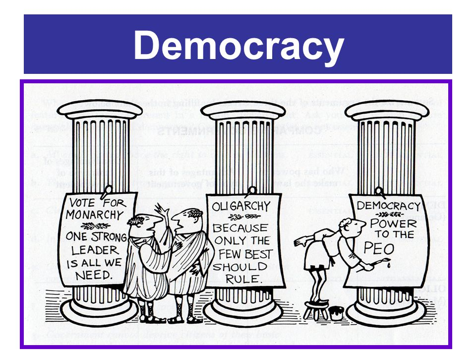 A Social Consensus General agreement about the purpose of government.