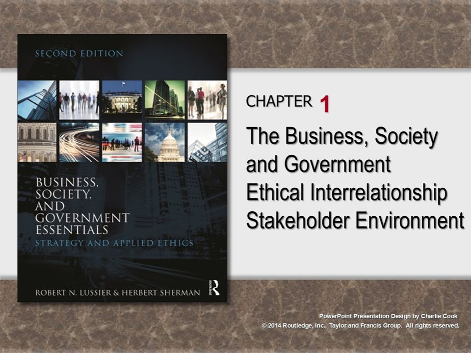 Our Approach to the Book and Cases: The Top Management Stakeholder Approach Throughout this book, we will focus on the use of nonmarket strategies by top-level managers to interact with business, government, and society stakeholders to achieve financial success while being socially responsible and ethical.Throughout this book, we will focus on the use of nonmarket strategies by top-level managers to interact with business, government, and society stakeholders to achieve financial success while being socially responsible and ethical.