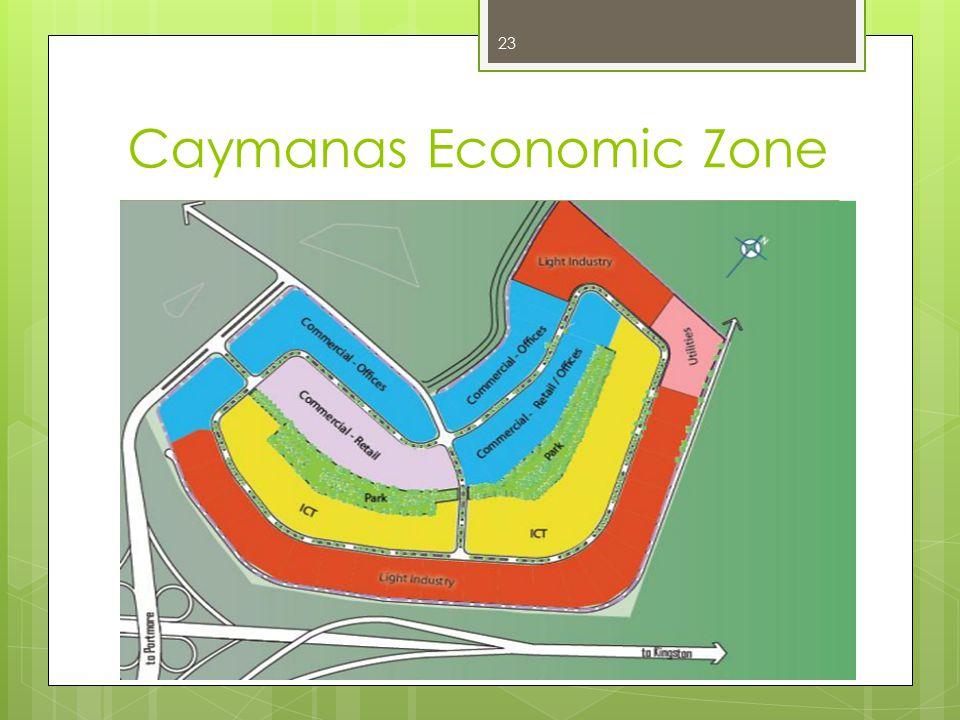Caymanas Economic Zone 23