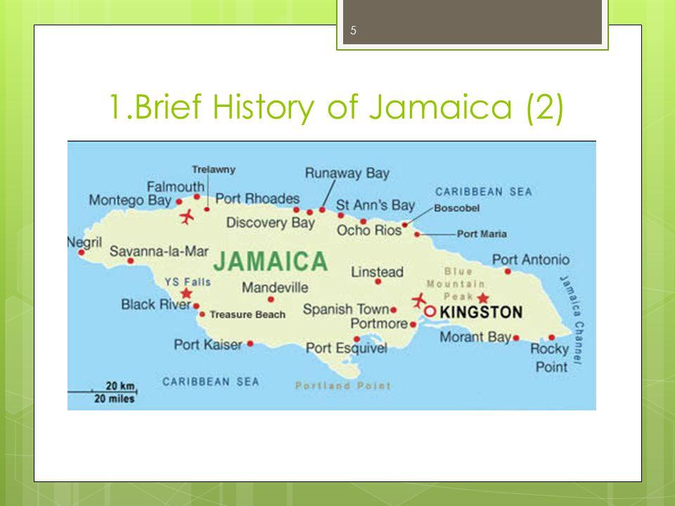 1.Brief History of Jamaica (2) 5