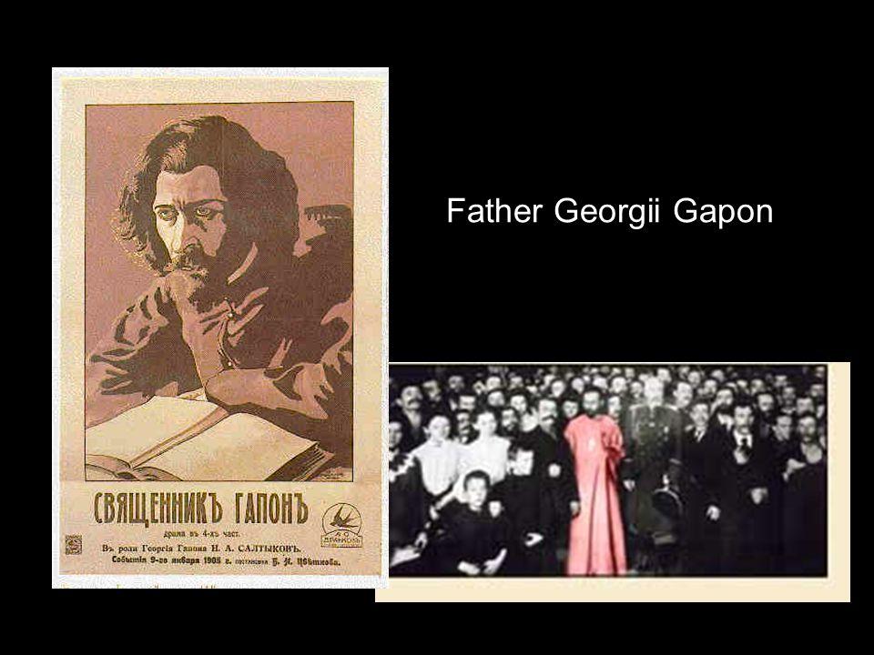 Father Georgii Gapon
