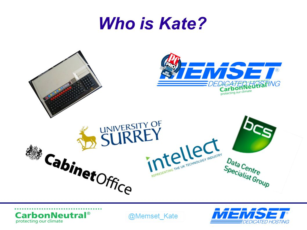 @Memset_Kate Who is Kate?