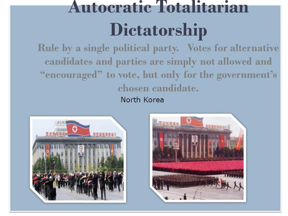 Democracy Two Kinds Democracy Direct Democracy (everyone votes for everything) Representative Democracy Presidential Democracy System Parliamentary Democracy System