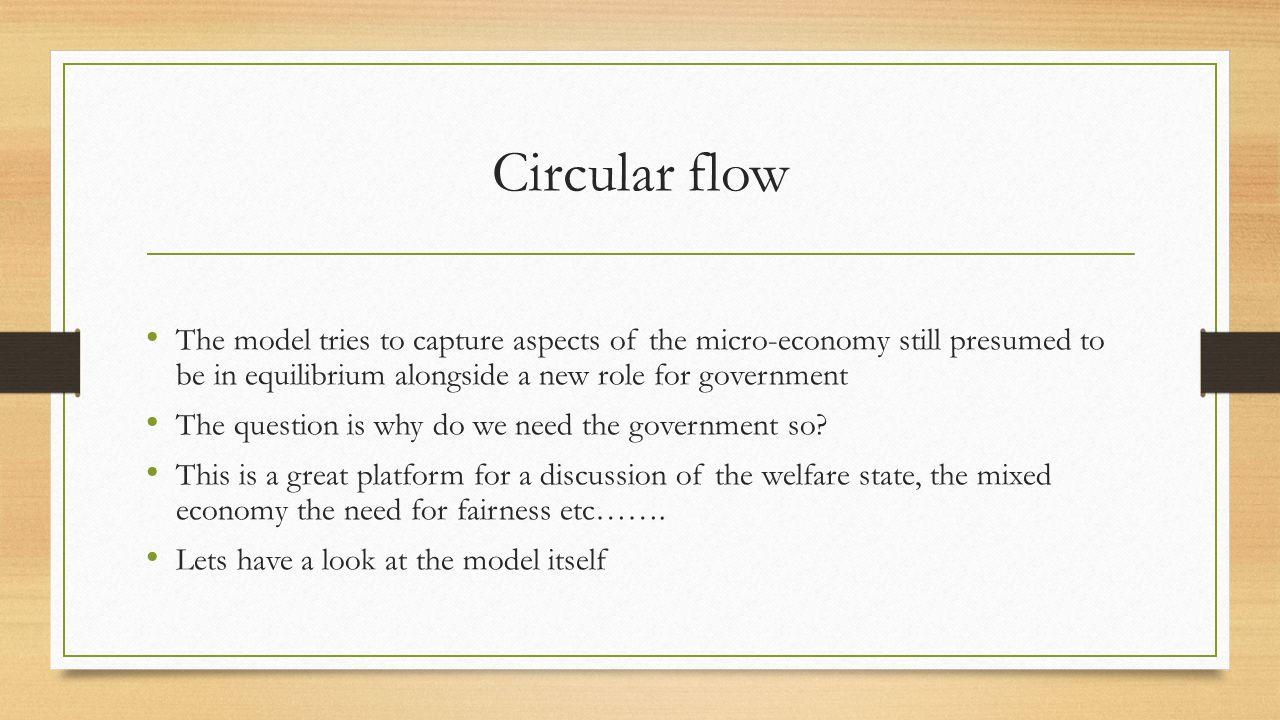 Circular Flow