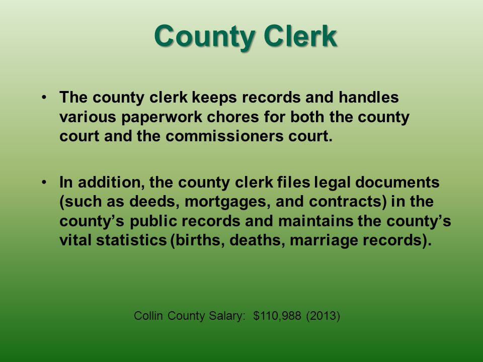 County/District Attorney District attorneys generally focus their attention on the district court (felonies) County attorneys represent the state in c