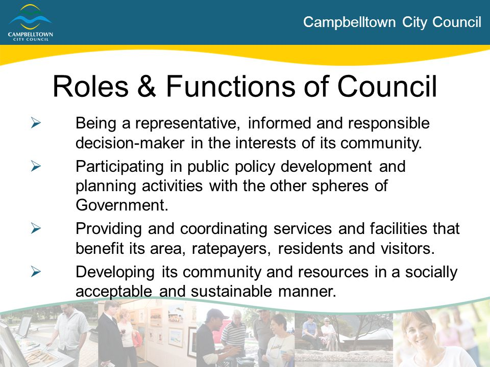 Campbelltown City Council  Voluntary position with a legislated allowance  From 2 December 2014, the regulated allowance will be:  Ward Councillor$15,900  Deputy Mayor$19,875  Mayor$63,600 A member may decline to accept payment or part payment of their allowance  Chairperson's allowance (prescribed or sitting fee)  Members may claim expenses and support in line with Council's Elected Members Allowances' and Support Policy What if I am elected?
