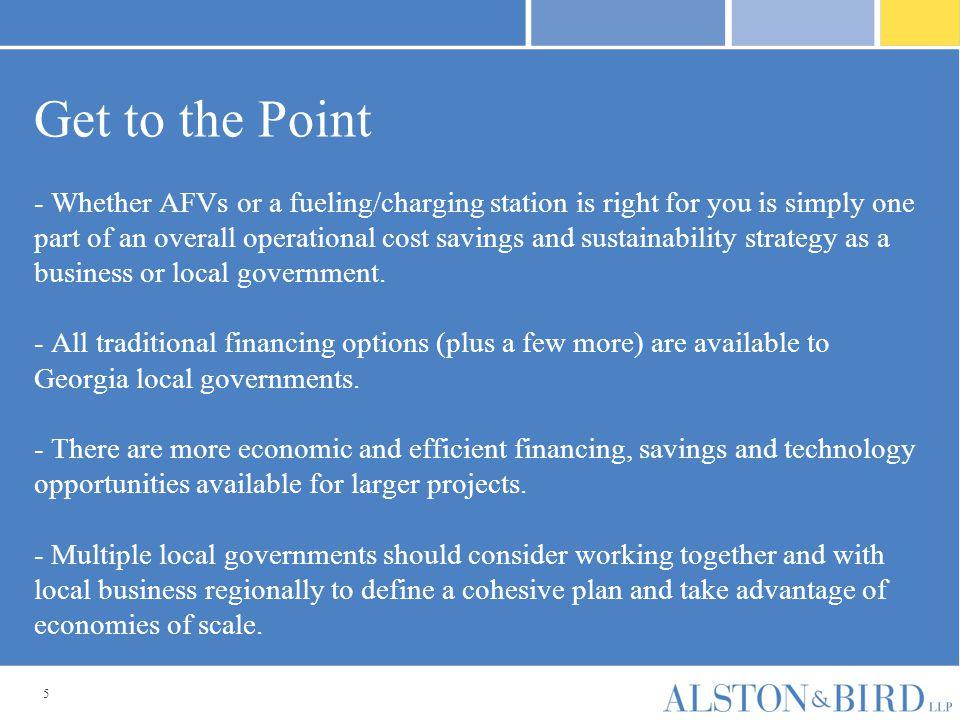 6 Focus Energy & Sustainability Related Development