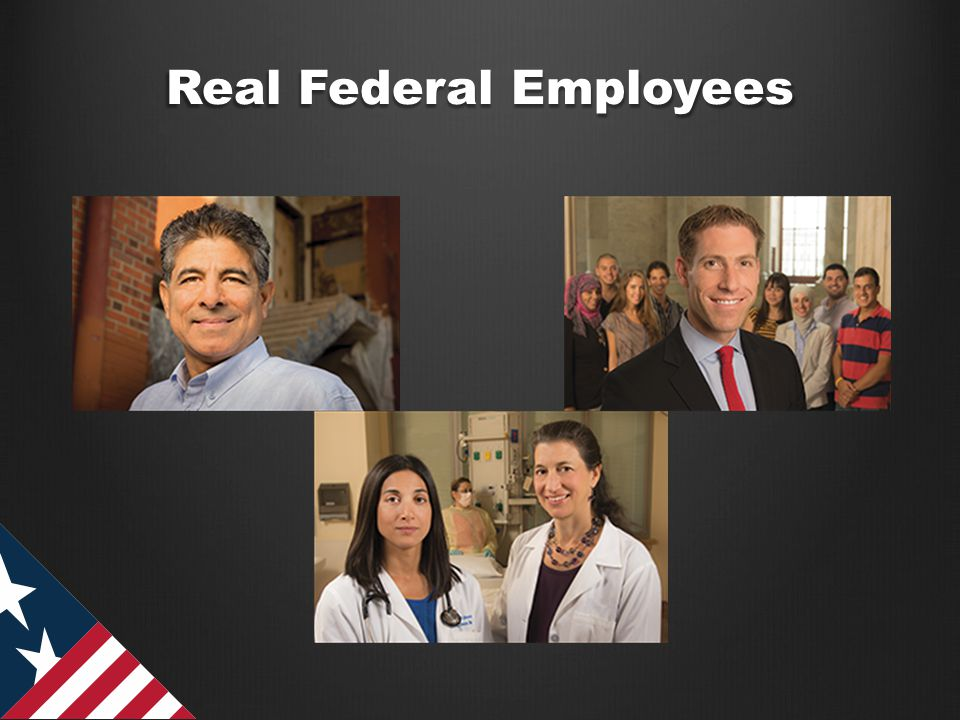 Real Federal Employees