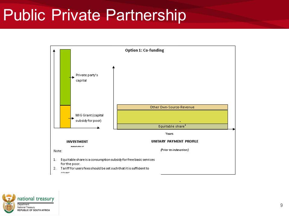 Public Private Partnership 9