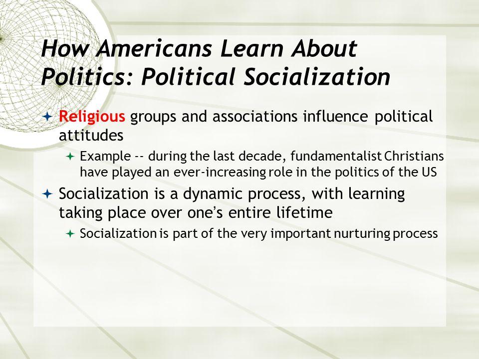 Religious Fundamentalism Examples fundamentalist Christians