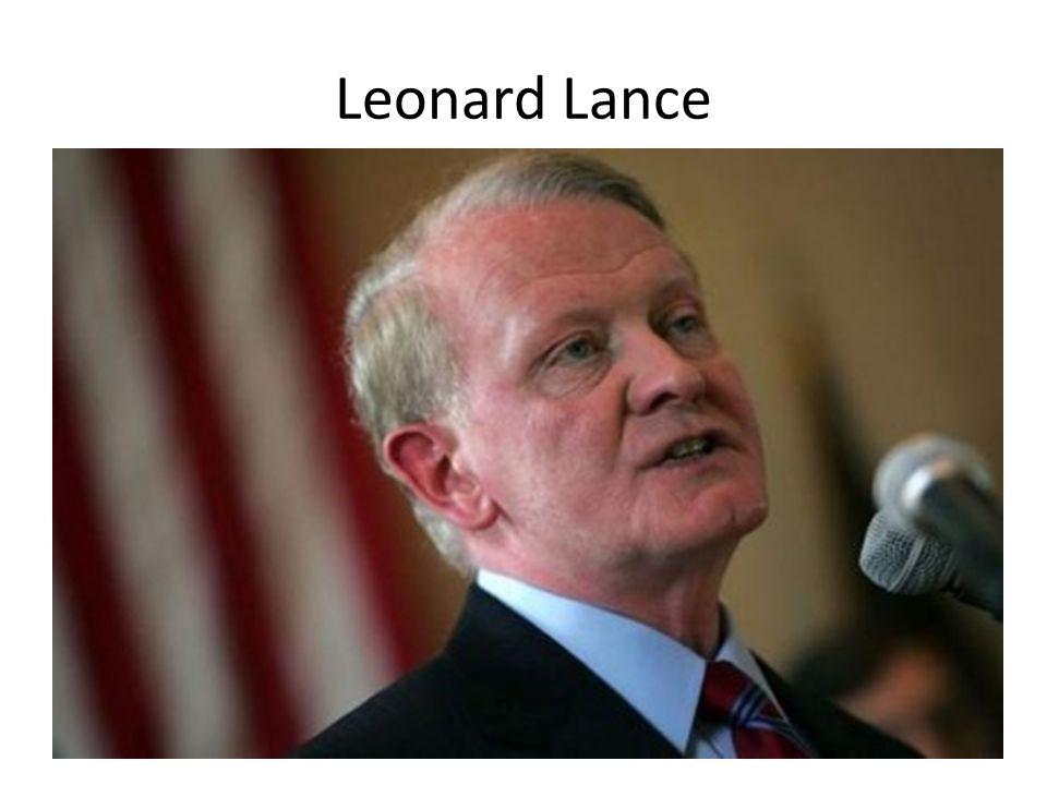 Leonard Lance