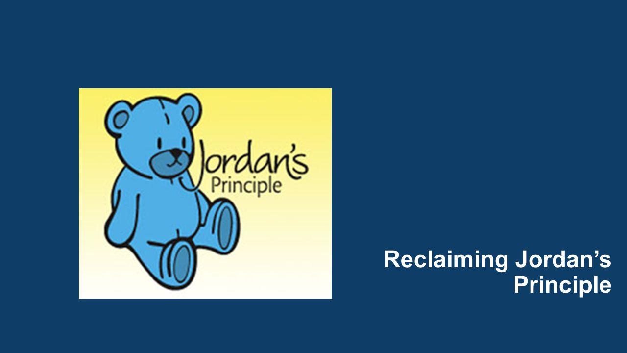 Reclaiming Jordan's Principle