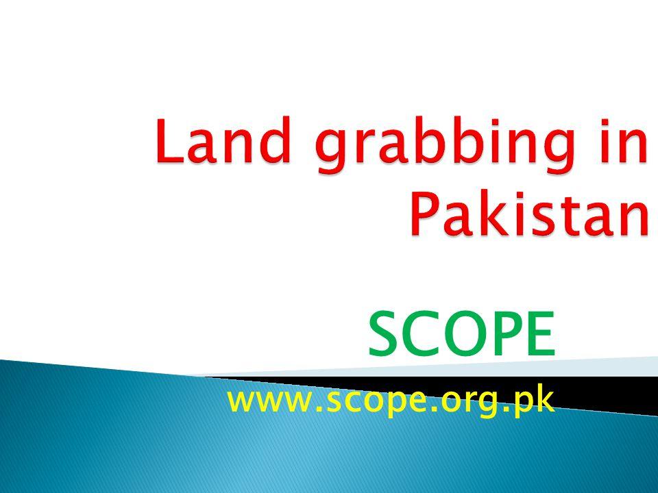 SCOPE www.scope.org.pk