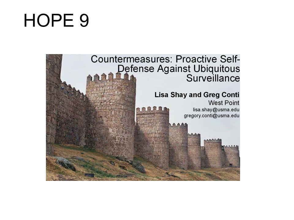 HOPE 9