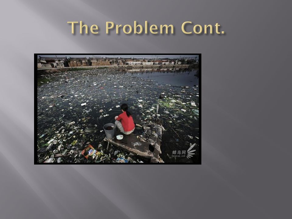  Group Activity: Reflect on the photos from the previous slides and identify three consequences of overpopulation.