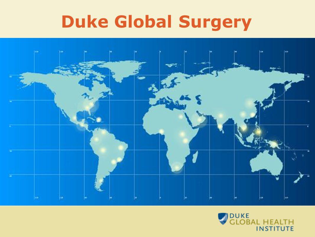 Duke Global Surgery