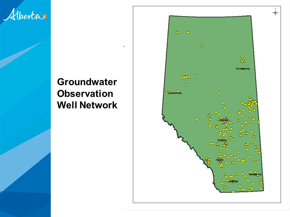 Groundwater Observation Well Network
