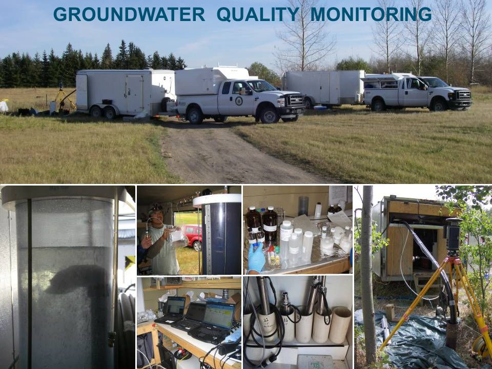 GROUNDWATER QUALITY MONITORING