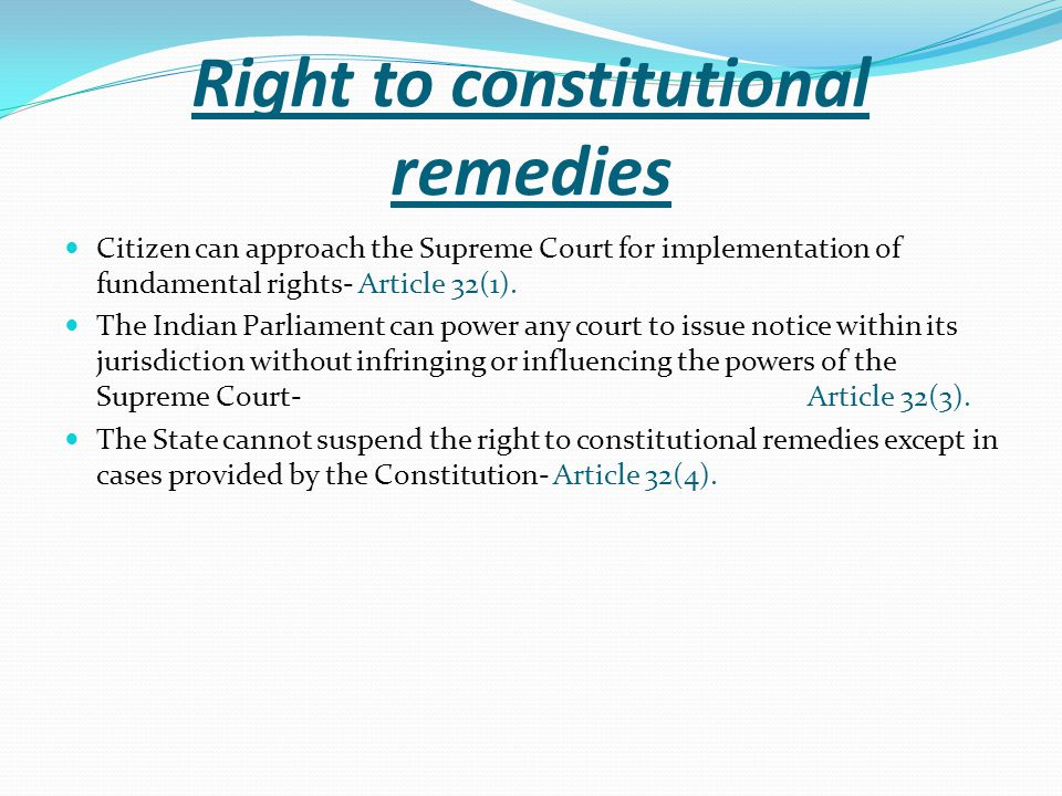 Right to Freedom Rights under Article 19- - speech and expression. - to assemble peacefully and without arms. - to form associations or unions. - to m