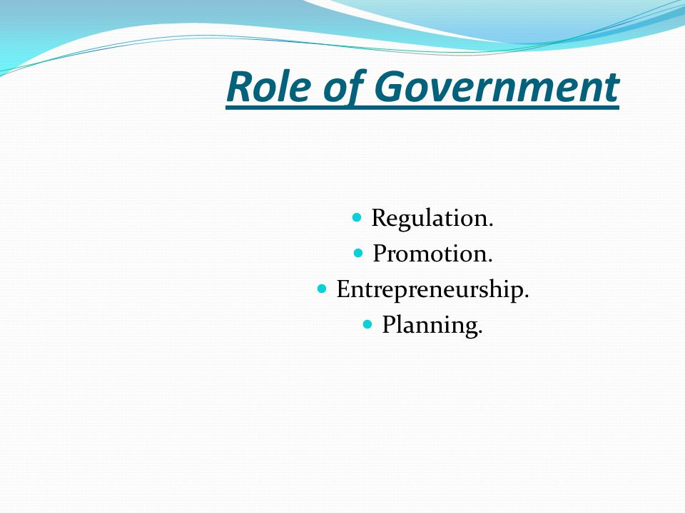 Types of State Intervention On the basis of nature - formal and informal On the basis of approach - coercive and inducive On the basis of spread - dir