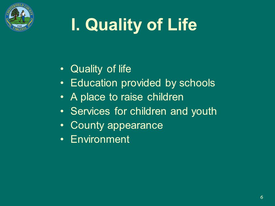 17 How would you rate the quality of management of the county.