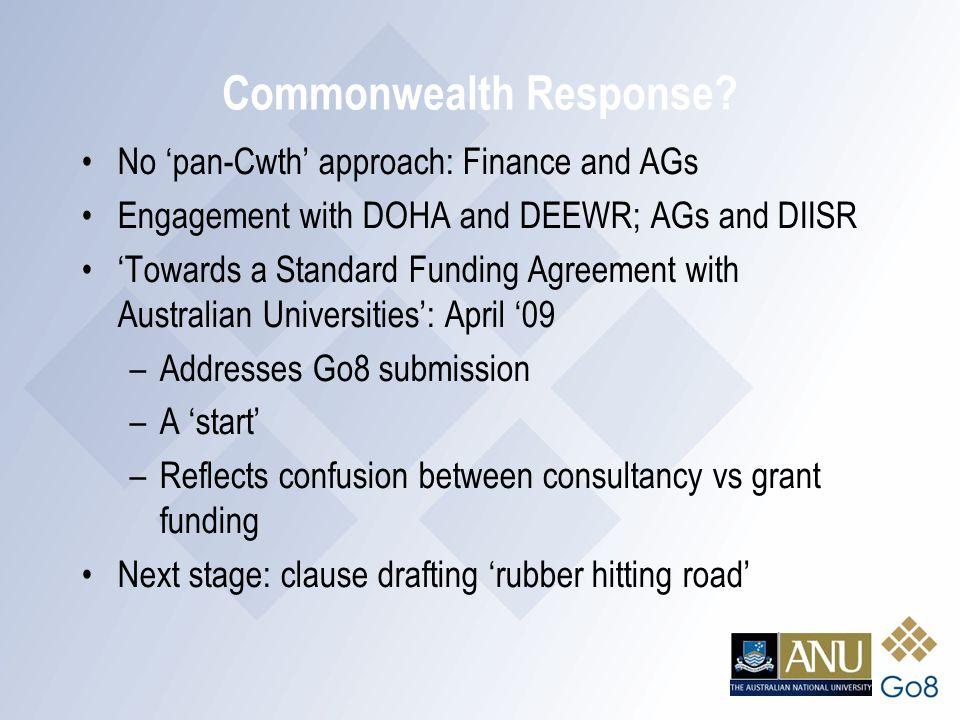 Commonwealth Response.