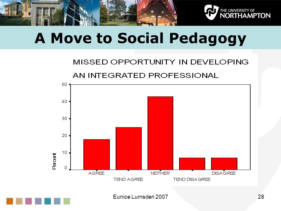 Eunice Lumsden 200728 A Move to Social Pedagogy