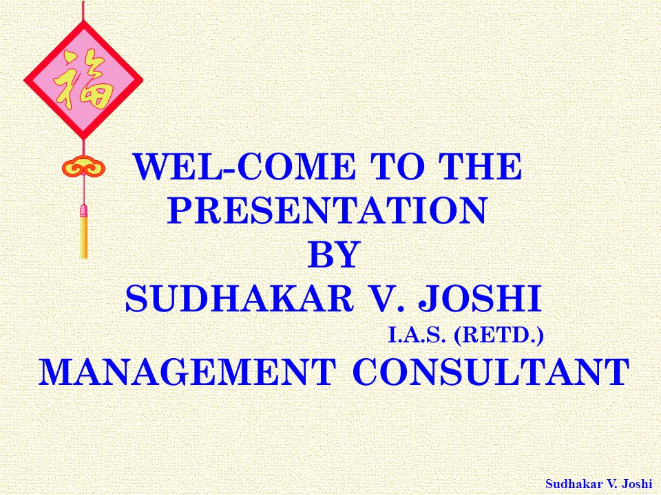 Sudhakar V.Joshi G) Date, Time and Place fixed for opening of the Technical Bids.