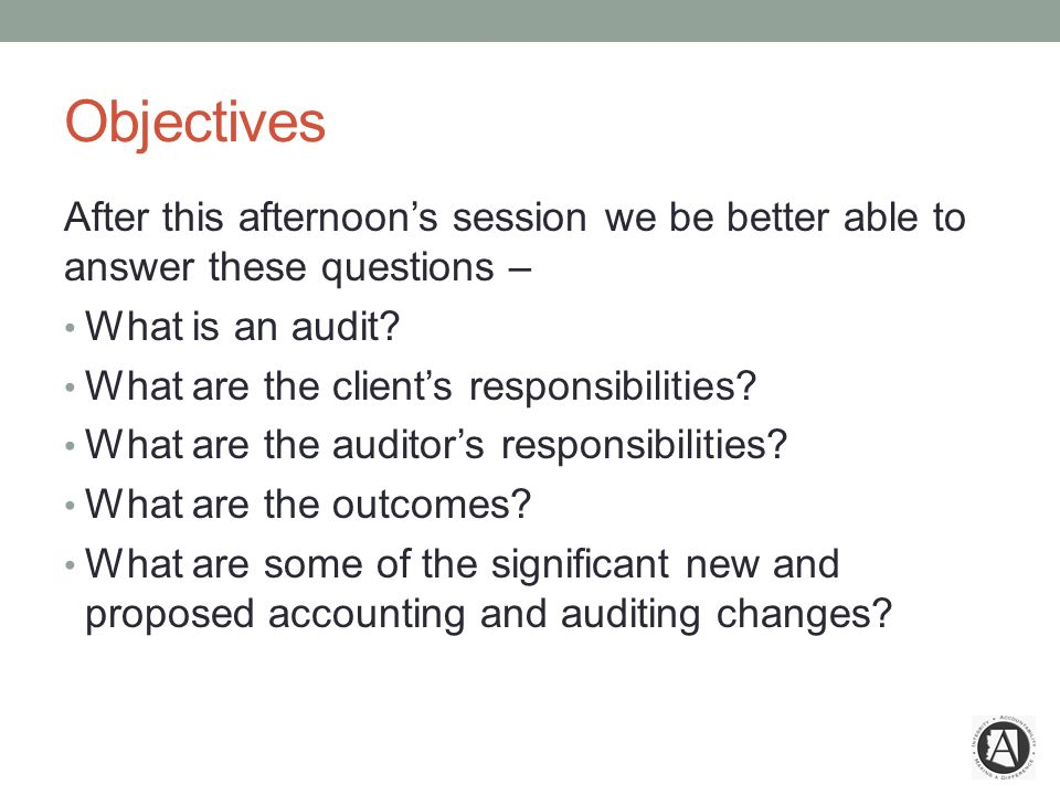 Factors to Consider Did the auditor communicate issues freely with the governing body or audit committee.