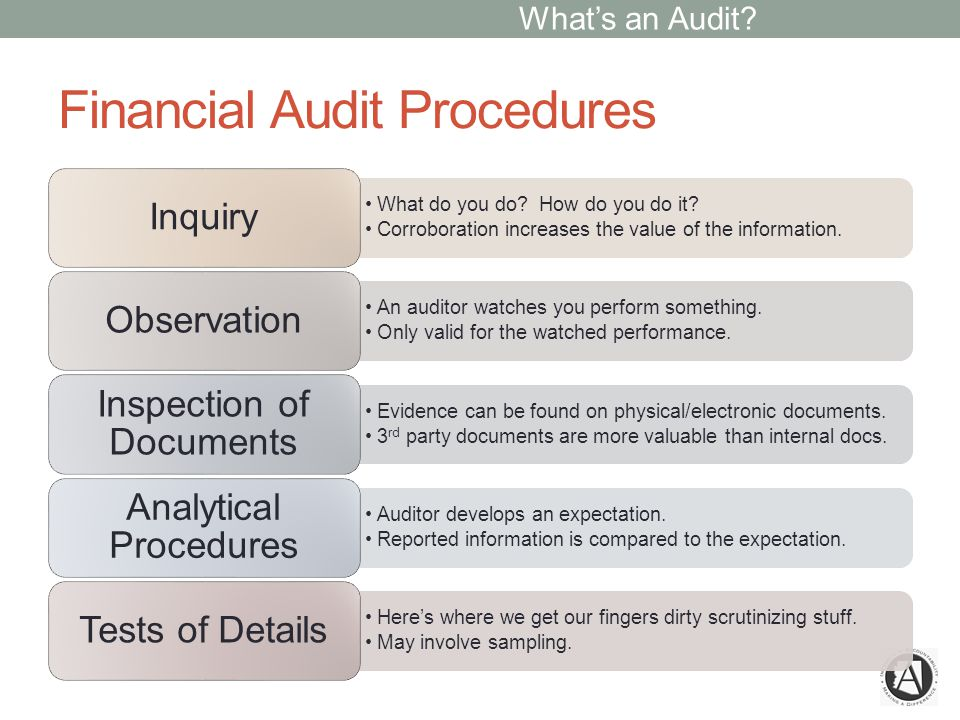 About the Auditor General's Office The Auditor General is assisted in fulfilling office responsibilities by a Deputy and nearly 200 employees organized into four operating divisions: Financial Audit, Performance Audit, Accounting Services, and School Audits.