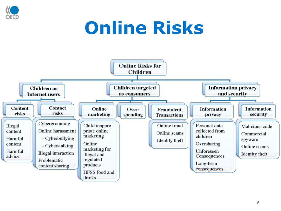 8 Online Risks