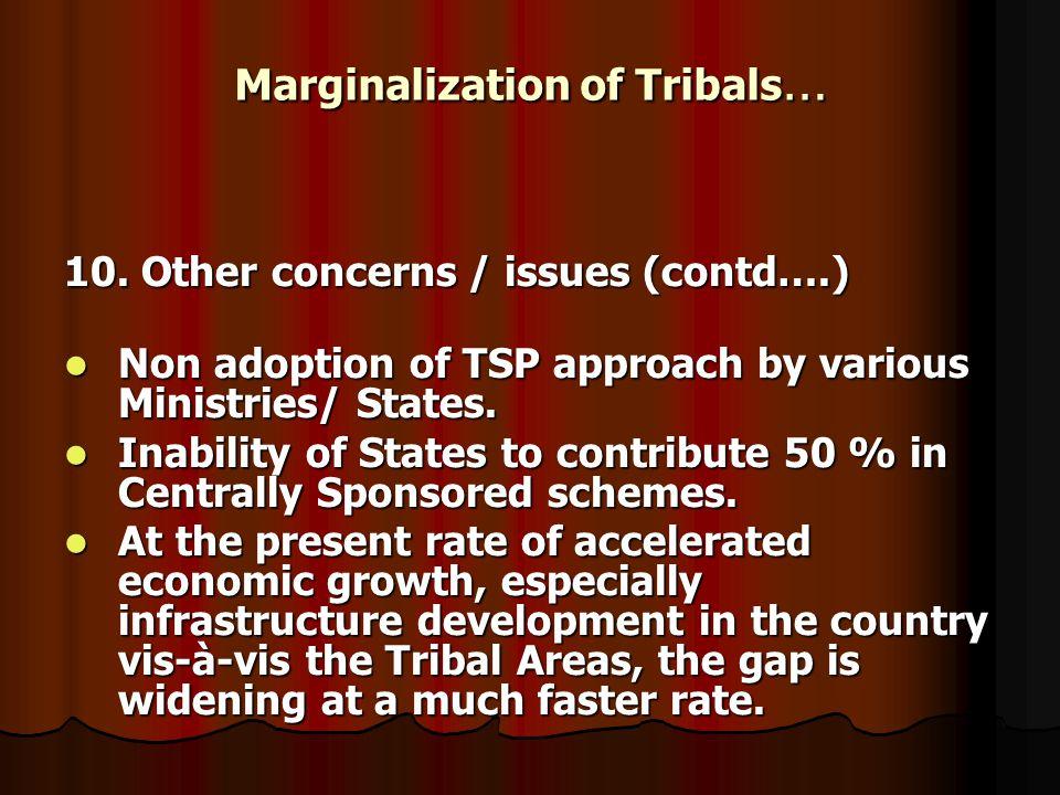 Marginalization of Tribals … 10.