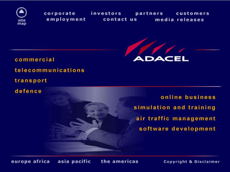 Copyright 2001. Adacel Technologies Ltd