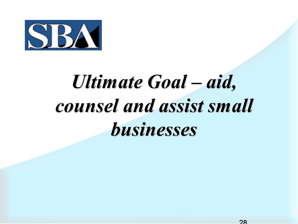 What SBA Can and Cannot Do  SBA Can: Conduct compliance reviews and SOARS (Subcontracting Orientation and Assistance Reviews)  SBA Cannot: Prescribe the amount of subcontracting Require the prime contractor to use a particular small business Subcontracting Assistance