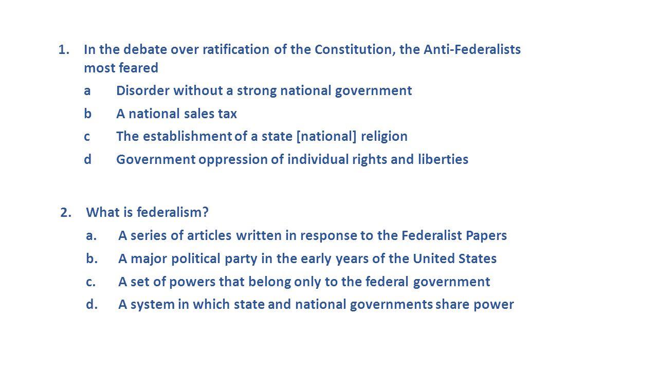 Describe the amendment process.