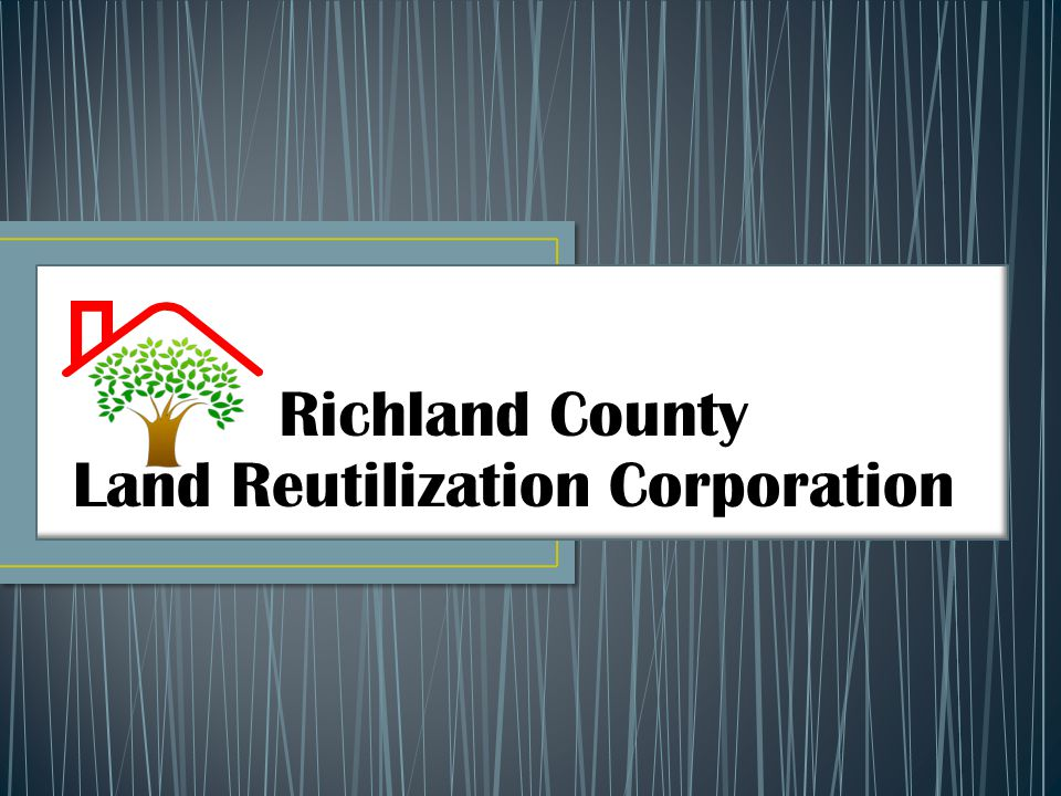 Richland County Land Reutilization Corporation